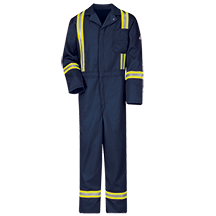 Classic Coverall with Reflective Trim- EXCEL FR®