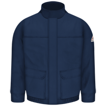 Lined Bomber Jacket - EXCEL FR® ComforTouch®