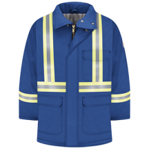 Deluxe Parka with Reflective Trim - EXCEL FR® ComforTouch®