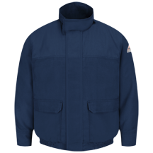 Lined Bomber Jacket - Nomex® IIIA