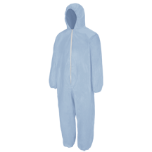 Chemical Splash Disposable Flame-Resistant Coverall