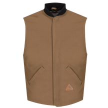 Brown Duck Vest Jacket Liner - EXCEL FR&#174; ComforTouch&#174;