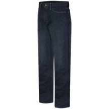 Men's Straight Fit Sanded Denim Jean - EXCEL FR® - 12.5 oz.