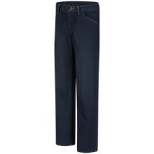 Women's Straight Fit Sanded Denim Jean -  EXCEL FR® - 12.5 oz.