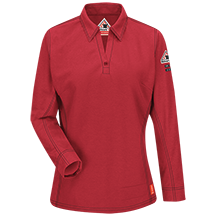 iQ Series™ Women's Long Sleeve Polo