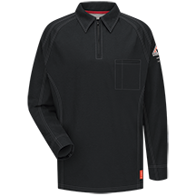 iQ Series™ Long Sleeve Polo