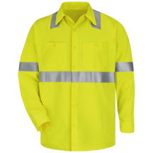 Hi-Visibility Work Shirt - CoolTouch® 2 - 7 oz.