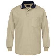 Long Sleeve Polo - Nomex® IIIA