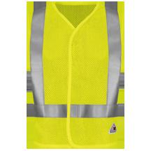 Hi-Visibility Flame-Resistant Mesh Safety Vest