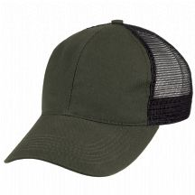 Product Shot - Twill/Mesh Ball Cap