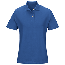Women's Basic Pique Polo
