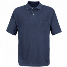 Product Shot - Men's Basic Pique Polo