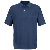 Short Sleeve Basic Pique Polo