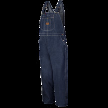 Product Shot - Denim Bib Overall