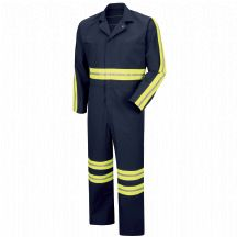 Product Shot - Enhanced Visibility Action Back Coverall