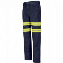 Product Shot - Enhanced Visibility&#160;Men&#39;s Relaxed Fit Jean
