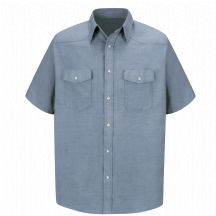 Product Shot - Men's Deluxe Western Style Shirt
