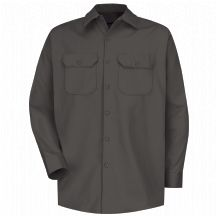 Product Shot - Men&#39;s Deluxe Heavyweight Cotton Shirt