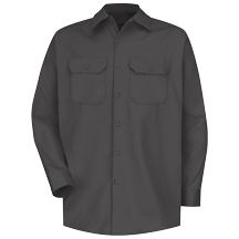 Long Sleeve Deluxe Heavyweight Cotton Shirt