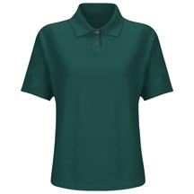 Women'sCotton / Polyester Blend Pique Knit Shirt