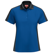 Women's Short Sleeve Performance Knit<sup>®</sup> Two-Tone Polo