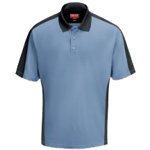 Men's Short Sleeve Performance Knit<sup>®</sup> Two-Tone Polo