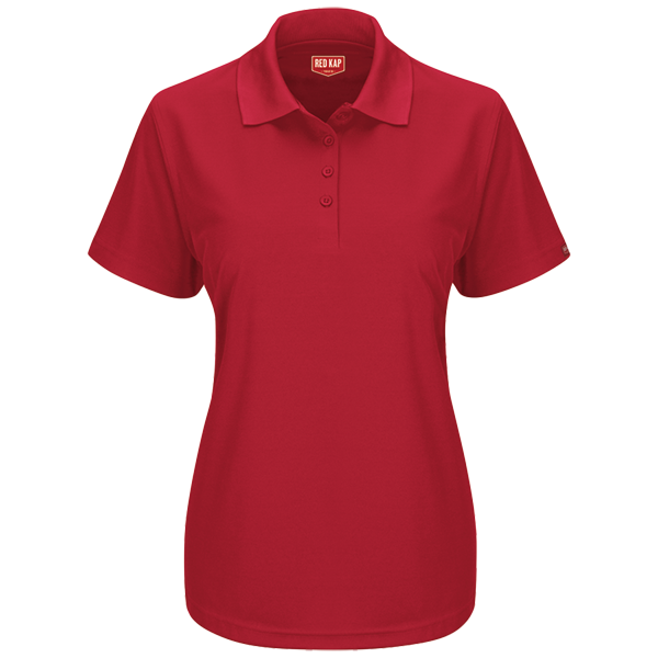 Women's Short Sleeve Performance Knit<sup>®</sup> Pocketless Core Polo
