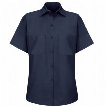 Product Shot - Women&#39;s Industrial Work Shirt