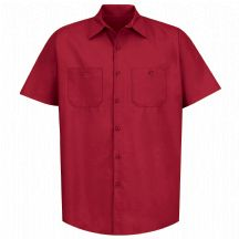 Product Shot - Men&#39;s Industrial Work Shirt