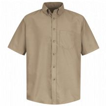 Product Shot - Men&#39;s Poplin Dress Shirt