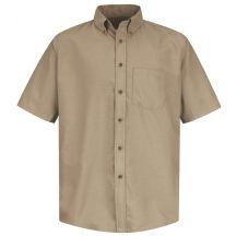 Product Shot - Men's Poplin Dress Shirt