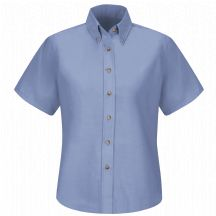 Product Shot - Women&#39;s Poplin Dress Shirt