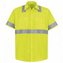 Product Shot - Hi-Visibility Work Shirt - Class 2 Level 2