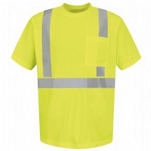 Product Shot - Hi-Visibility Short Sleeve T-Shirt
