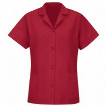 Product Shot - Women&#39;s Smock Loose Fit Short Sleeve