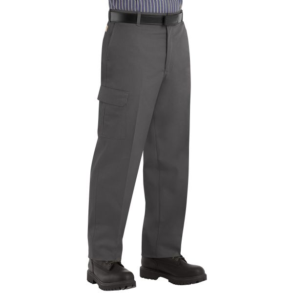 Mechanic Cargo Pant Red Kap Automotive Uniforms