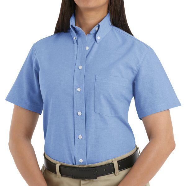 ecba6f9d Women's Executive Oxford Dress Shirt | Red Kap Automotive Uniforms