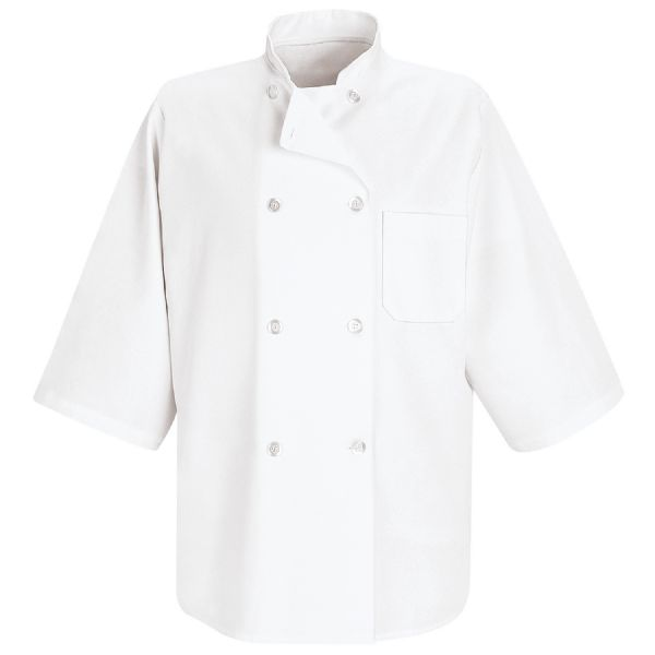 Product Shot - ½ Sleeve Chef Coat