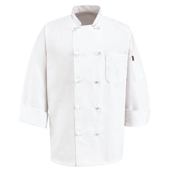 Product Shot - Executive Chef Coat