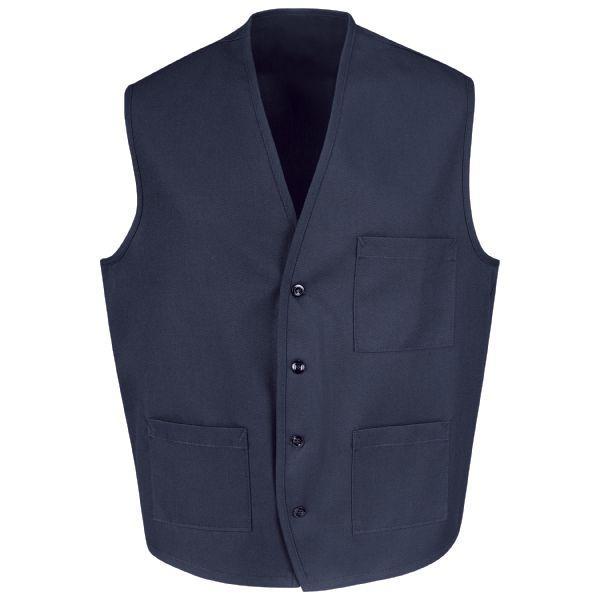 Product Shot - Button Front Vest