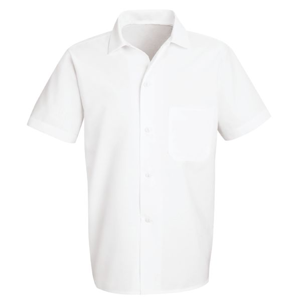Product Shot - Button-Front Cook Shirt