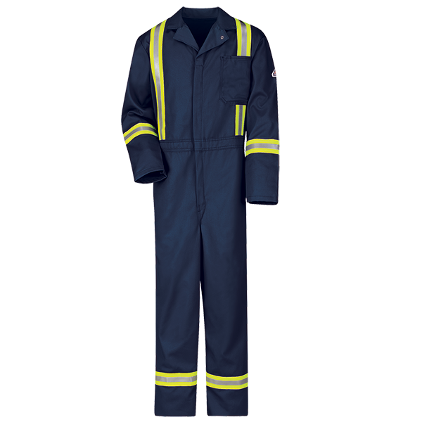 Classic Coverall with Reflective Trim - EXCEL FR®