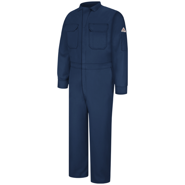 Deluxe Coverall - CoolTouch® 2 - 7 OZ.