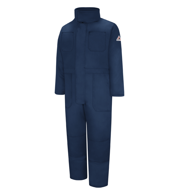 Premium Insulated Coverall - Nomex® IIIA
