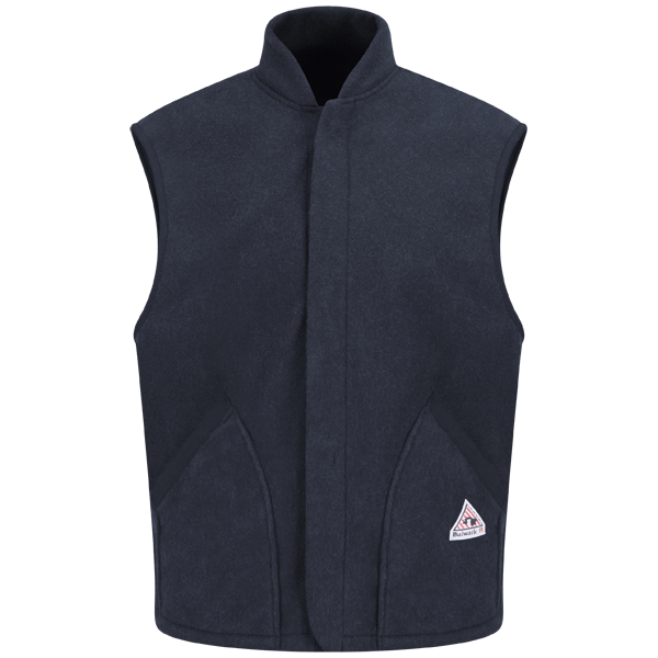 Fleece Vest Jacket Liner - Modacrylic blend