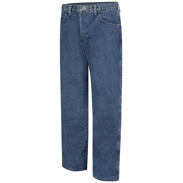 Loose Fit Stone Washed Denim Jean - EXCEL FR® - 14.75 oz.