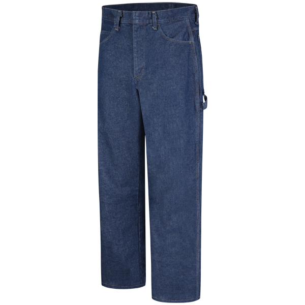 Pre-washed Denim Dungaree - EXCEL FR® - 14.75 oz.