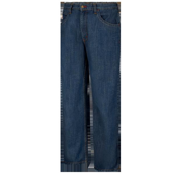 Men's Lightweight Relaxed Straight Fit Denim Jean - 11.75 oz. Denim Blend