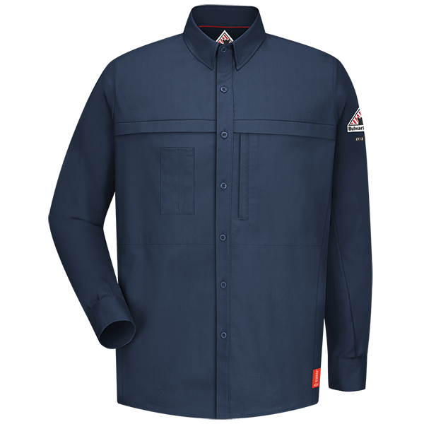 iQ Series® Long Sleeve Concealed Pocket Shirt