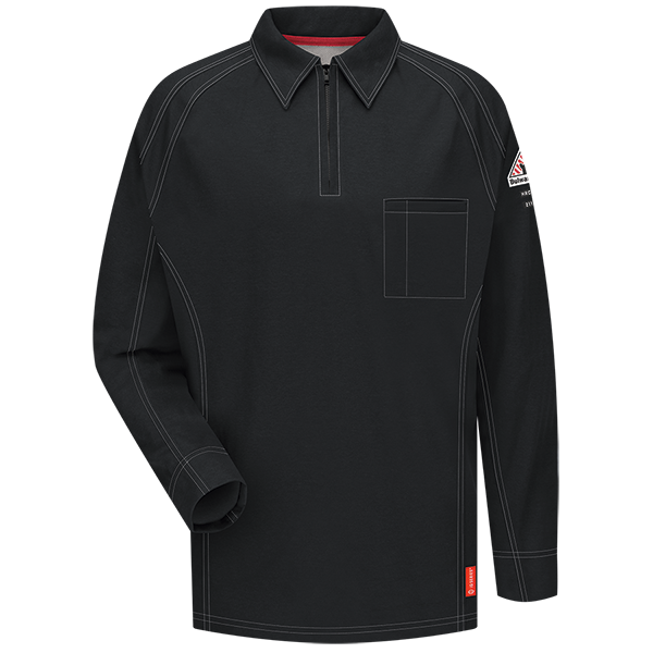 iQ Long Sleeve Polo